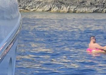 Rovinj - Istria - Croatia: fatal accident, motor boat against swimmer