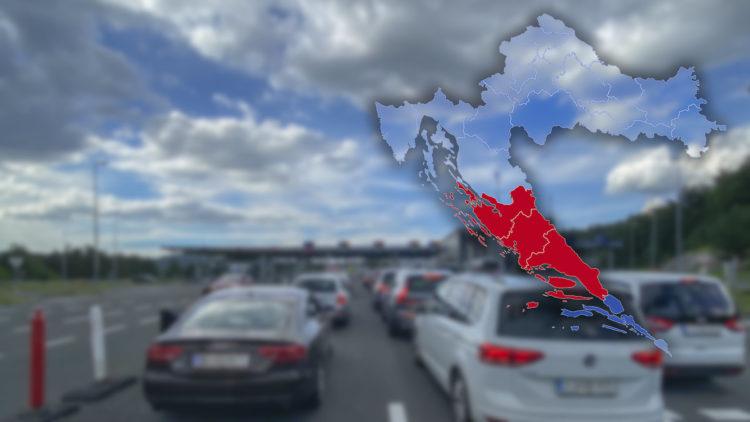 Deutschland: Reisewarnung Kroatien für die Region Zadar