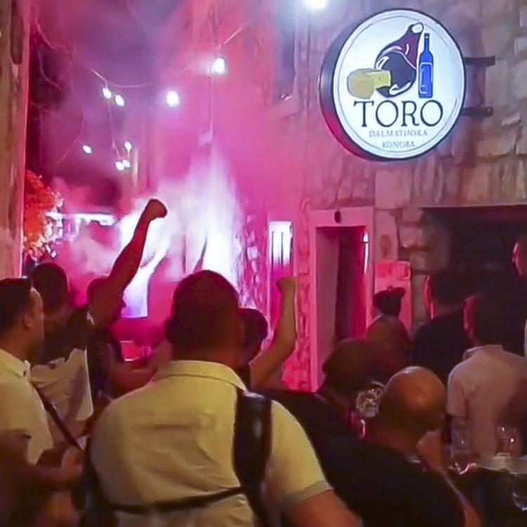 Reisewarnung Kroatien: Feiern in den Städten ohne Hemmungen