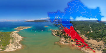 Travel warning Croatia for the region Dubrovnik from Germany (Coronavirus)