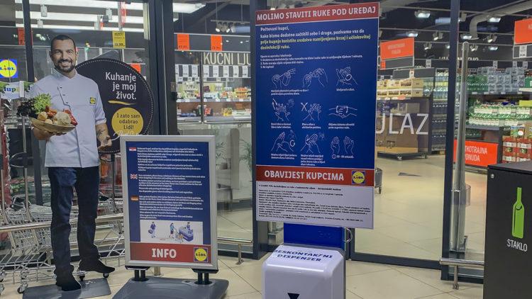 Kroatien Urlaub 2021: Coronavirus - Hygiene-Maßnahmen