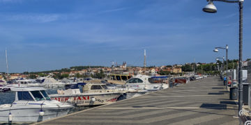 Travel warning Croatia: Due to the Coronavirus little Skipper locally