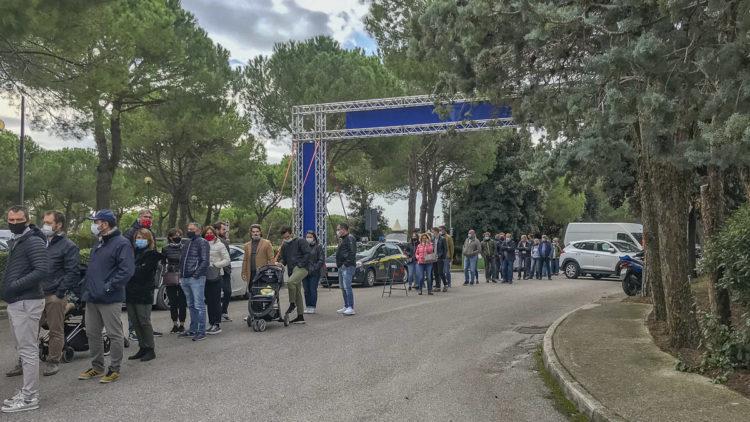 Besucheransturm: 33. Nautilia Latisana - Gebrauchtboote Messe - Aprilia Marittima – Latisana (Udine - Italien)