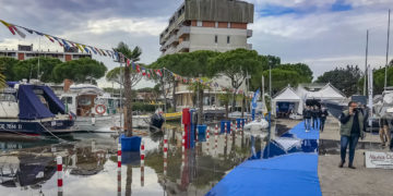 Flood: 33rd Nautilia Latisana - Used Boats Fair - Aprilia Marittima - Latisana (Udine - Italy)