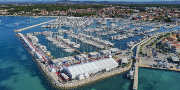 Croatia: 22nd BIOGRAD BOAT SHOW 21 - 25.10.2020 (good corona security concept)