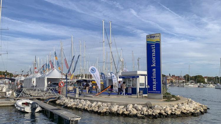 22. Biograd Boat Show in Kroatien: TOP Wetter für Besucher und Aussteller