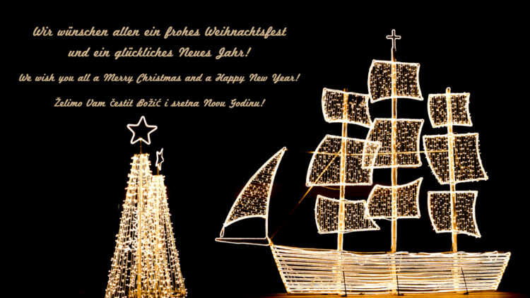 Merry Christmas and a Happy New Year from the SeaHelp team.