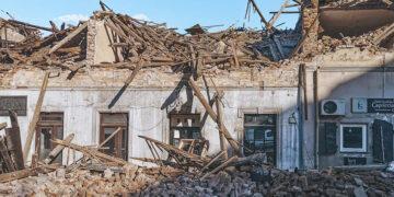 Bilanz: Erdbeben Kroatien in der Region Petrinja