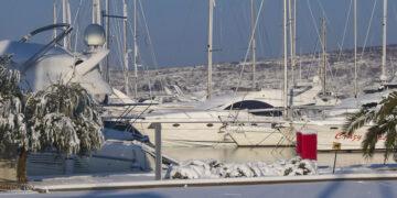 Wetter Kroatien: Schnee für die Küste vorhergesagt