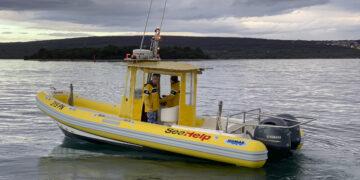 SeaHelp Kroatien 2021: Wartungsarbeiten abgeschlossen, Einsatzboote fit für die Wassersport-Saison 2021