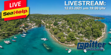 SeaHelp Livestream Topics: Croatia vacation, entry, quarantine and yacht charter