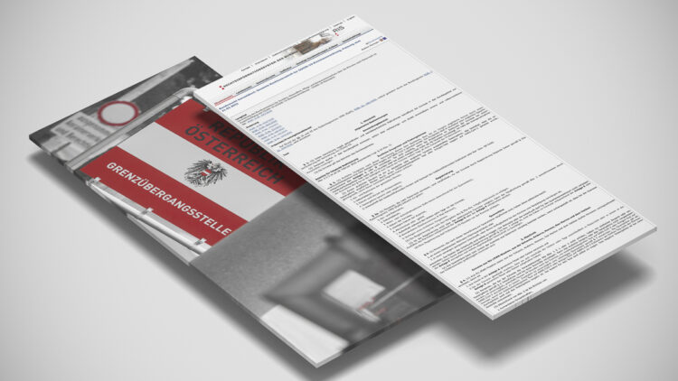 Entry regulation Austria: Entry regulations for entry to Austria extended until 21.05.2021