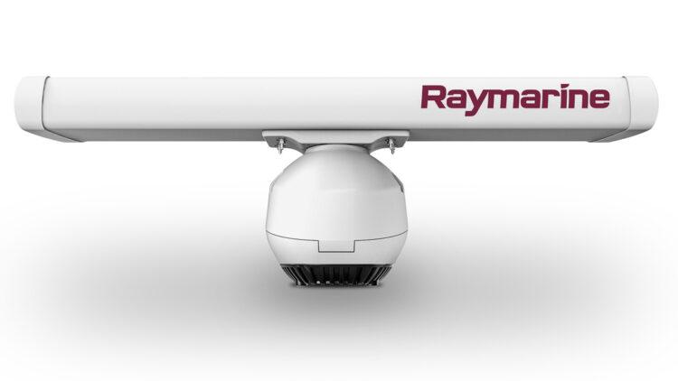 Marine-Radaranlagen: Radar Raymarine Quantum2 Radar mit Dopplerfunktion und AIS-Einblendung