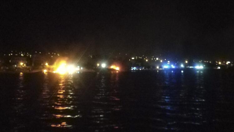 "<span class=""dachzeile"">Yachten fielen Flammen zum Opfer<span>: </span></span>Großbrand in der Marina Kaštela verursacht Millionenschaden 18"