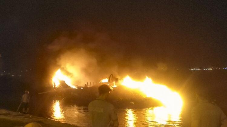"<span class=""dachzeile"">Yachten fielen Flammen zum Opfer<span>: </span></span>Großbrand in der Marina Kaštela verursacht Millionenschaden 21"