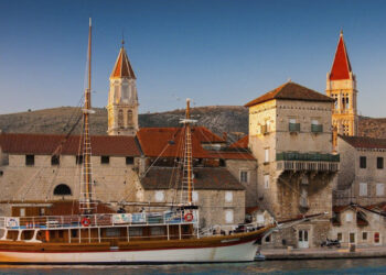 Trogir Pier
