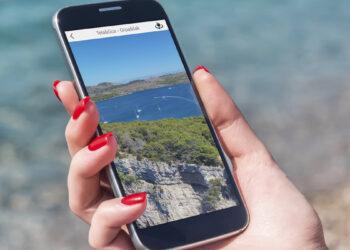 SeaHelp Notruf App: Neue Funktionen, jetzt mit 360 Grad Fotos uns Drohnen Videos
