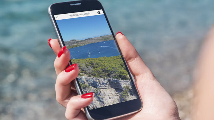 SeaHelp emergency call app: new features, now with 360 degree photos and drone videos