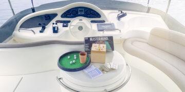 Unterwegs auf See: Spiele an Bord und in der Bucht für Kinder