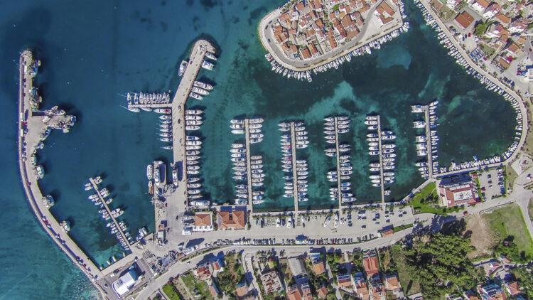 D-Marin Marina Tribunj Kroatien