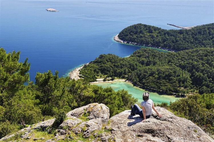 Nationalpark Mljet (Kroatien)