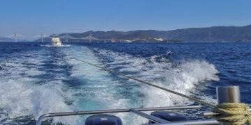 Wassereinbruch / Wassereintritt auf Yacht und Boot: Oft ist ein korrodierter Auspuff schuld.