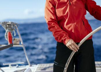 Segelbekleidung, Ölzeug: Ausgerüstet wie die Profis