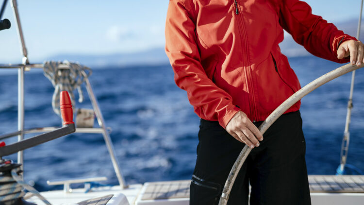 Sailing clothes, oilskins: Equipped like the pros