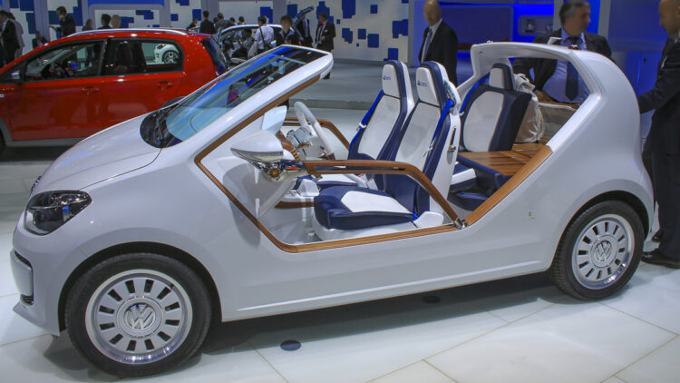 VW-up Marine Edition