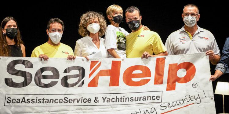 SeaHelp unterstütz Aktion für den guten Zweck (Spenden sammeln für die Kinderkrebs - Station in Barcelona): Schwimmen von Mallorca nach Barcelona
