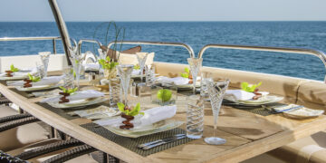 Cooking on board - delicious dishes and recipes