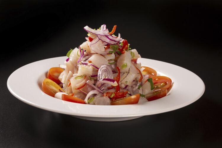 Kochen an Bord - leckere Gerichte und Rezepte: Ceviche