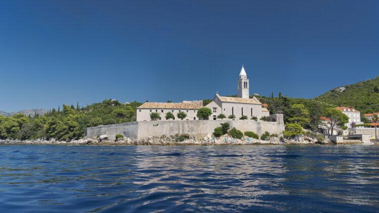 Kroatien mit der Yacht: Törn-Tipp Elaphiten - Lopud