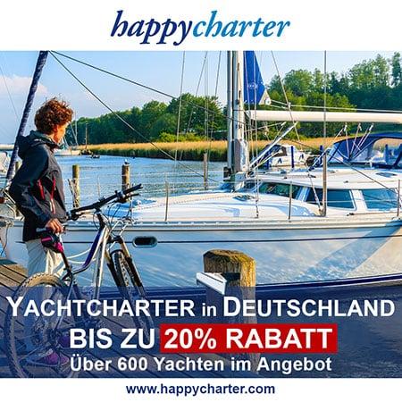 Yachtino GmbH (HappyCharter Deutschland)   AD 450 x 450