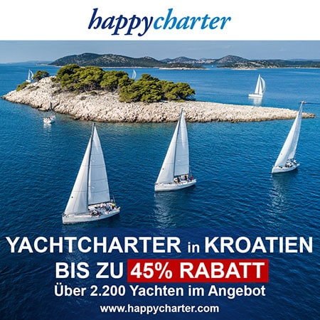 Yachtino GmbH (HappyCharter Kroatien) | AD 450 x 450