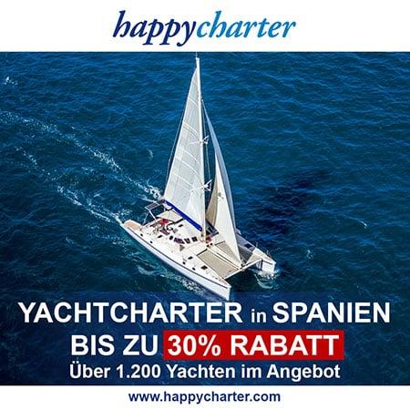 Yachtino GmbH (HappyCharter Spanien) | AD 450 x 450