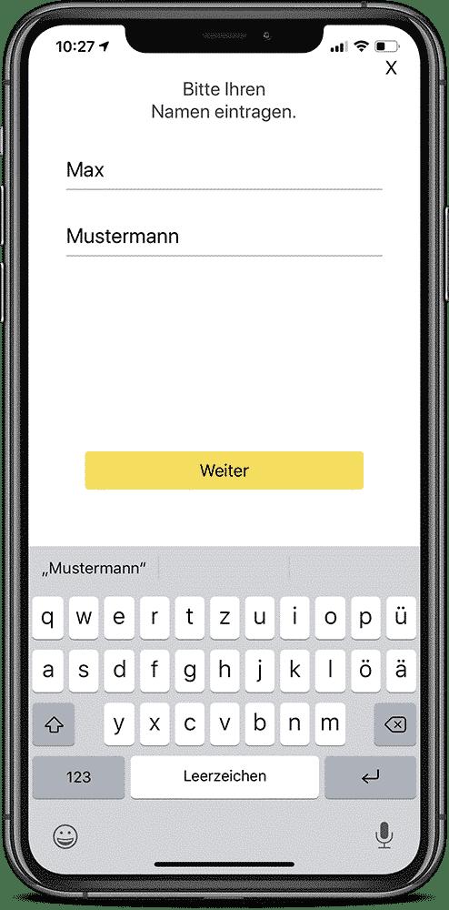 de_seahelp-app_benutzerdaten-eintragen