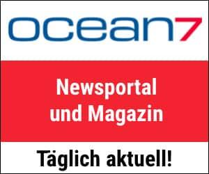 Ocean7 (animierte GIF) | AD 300 x 250