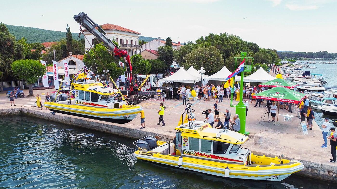 SeaHelp Einsatzboote der zweiten Generation