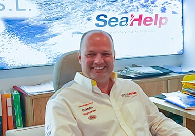 SeaHelp Insurance executive Director Robert Perger