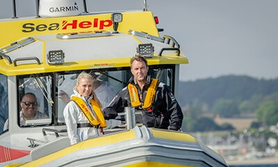SeaHelp Leistungen Personentransport