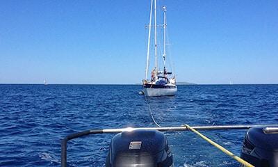 SeaHelp Leistung Schlepphilfe