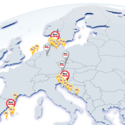 SeaHelp locations Europe 1