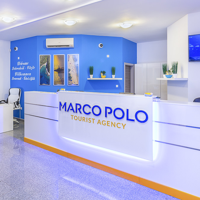 SeaHelp Vorteilspartner: MARCO POLO TOURIST AGENCY
