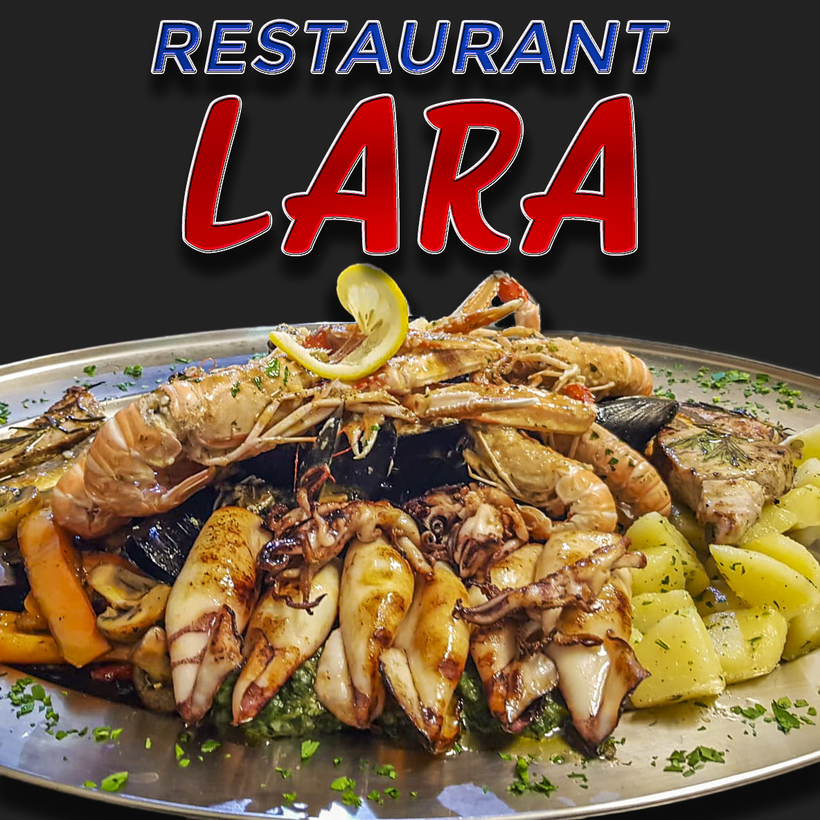 Restaurant Lara - Punat - Kroatien
