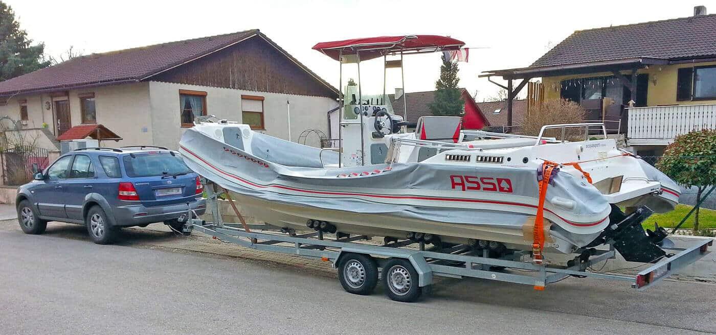 RIP (Boot) Diebstahl