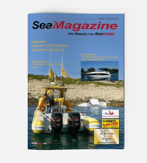 SeaHelp SeaMagazine 2009 DE