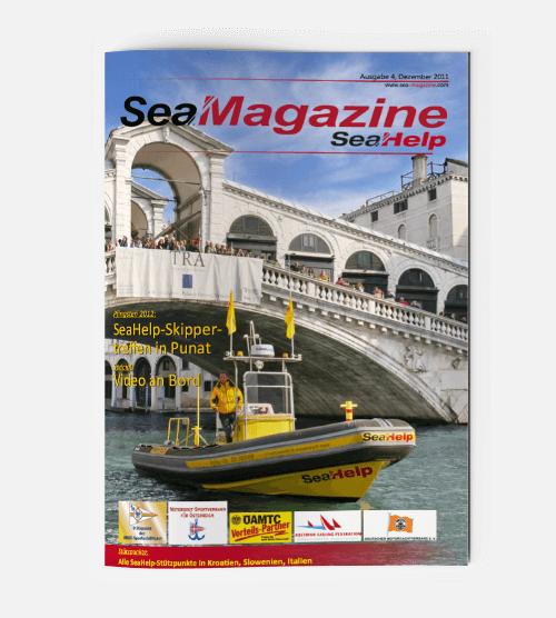 SeaHelp SeaMagazine 2011 DE