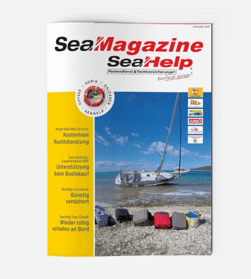 SeaHelp SeaMagazine 2017 DE
