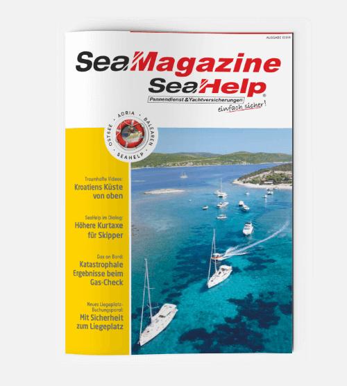 SeaHelp SeaMagazine 2018 DE